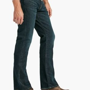 Lucky Brand 427 Athletic Bootcut mid rise Jean